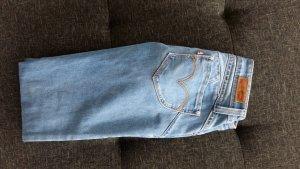 Levi's Skinny jeans staalblauw
