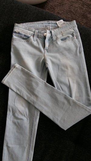 Levi's Skinny jeans azuur