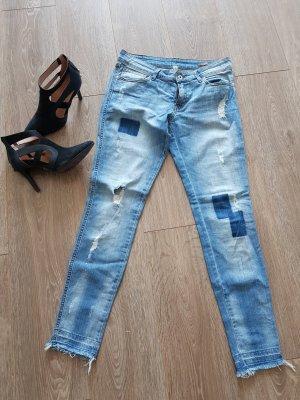 Tolle Jeans von Mango / used look