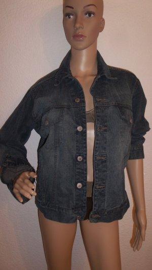Tolle Jeansjacke Schöne Waschung Gr.M von Springfield