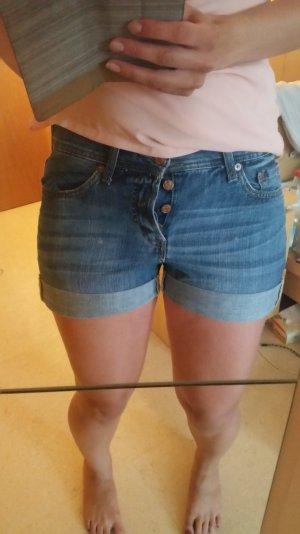 Tolle Jeansshorty H&M Größe 34 / S