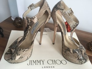 Tolle Jimmy Choo London Partysandalen