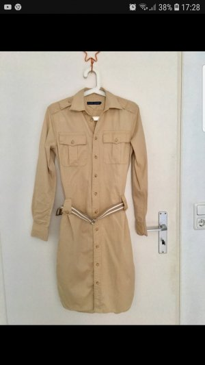 Tolle Kleid im Safari Look