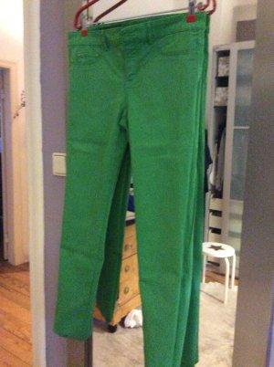Tolle knallgrüne Jeans