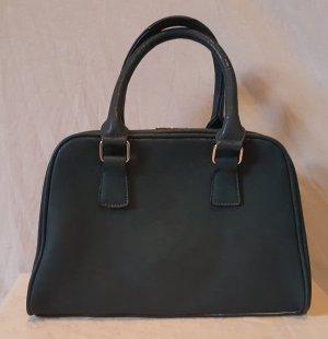 Carry Bag dark blue-gold-colored