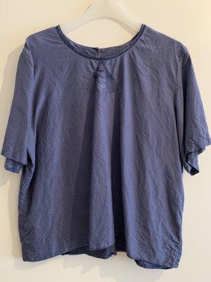 Tolle, kurzarm Vintage-Bluse