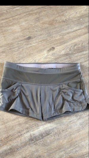 Adidas by Stella McCartney Sport Shorts beige