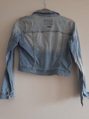 Tolle kurze Jeansjacke