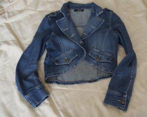 Tolle Kurze Jeansjacke von MORGAN!!