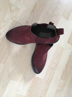 ara Slip-on laarzen karmijn