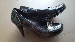 Tolle Lack High Heel, Pumps, Oxitaly, Vera Gomma, Gr. 39
