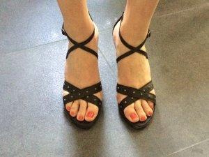 Tolle Leder-Sandaletten von DiBa