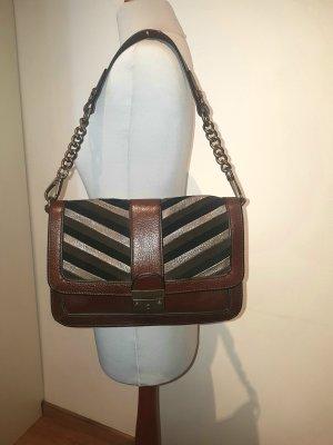 Tolle Lederhandtasche vom Fossil