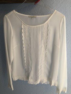 Tolle leichte weiße Bluse