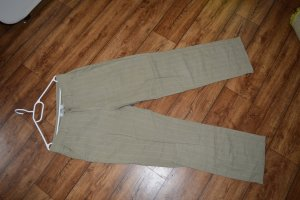 Zara Linen Pants cream