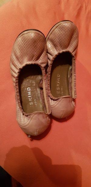Tolle Liebeskind Ballerinas  Rosefarben_ 2mal getragen