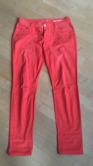Tolle Marc O'Polo Hose orange Koralle W30