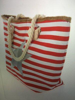 Tolle maritime Tasche mit Stern
