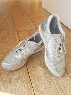 Tolle Mark Adam Sneaker in Silberoptik von