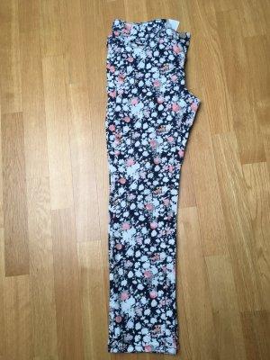 Tolle Max Mara Jeans im Flower Print Größe 40