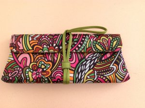 Missoni Borsa clutch multicolore