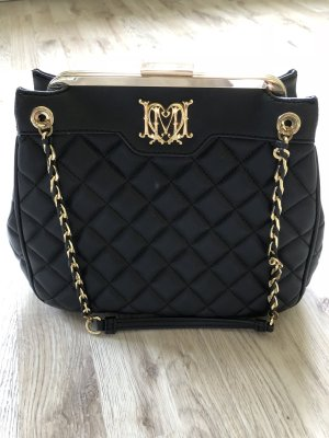 Love Moschino Carry Bag black-gold-colored