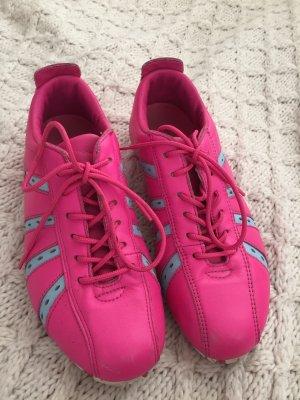 Tolle Neon Sneaker von Levi's