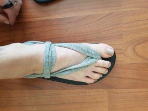 Flip-Flop Sandals black-light grey