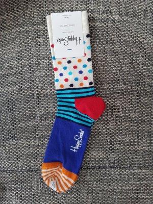 tolle neue happy socks gr.36-40 bunt muster