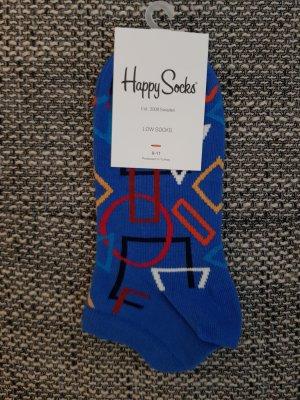 Happy socks Manchetten blauw