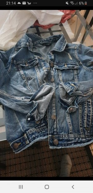 tolle neue jeansjacke