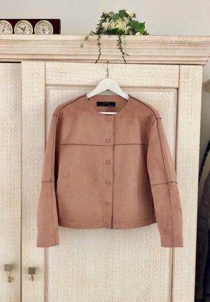 Tolle neue Lederjacke von Zara