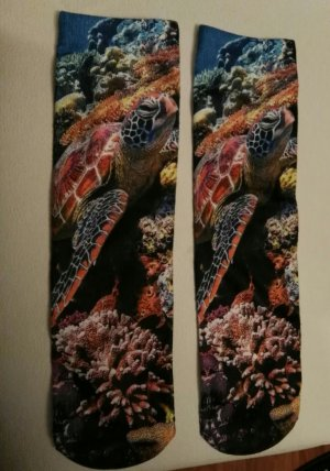 tolle neue Socken mit coolen Motiven Gr.39-41 Preis pro Paar
