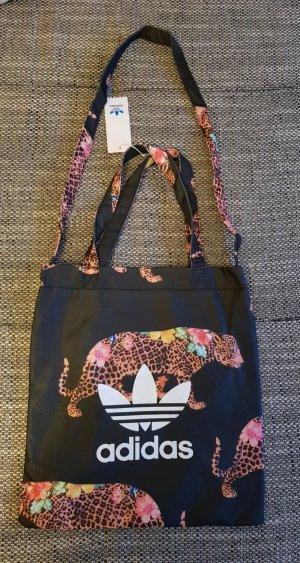 Adidas Buideltas zwart-lichtbruin