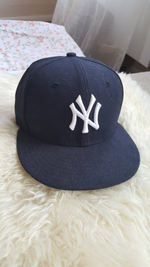 New Era Baseball Cap dark blue