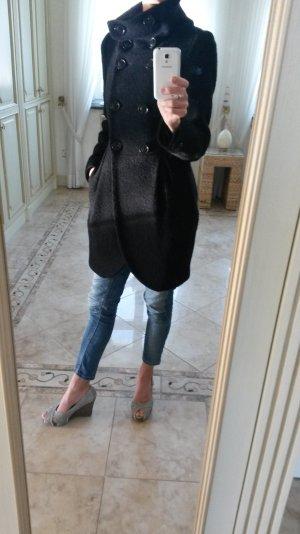 tolle niedliche schwarze Mantel !
