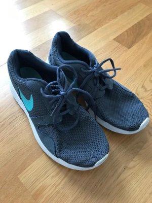 Nike Sneakers met veters leigrijs-turkoois