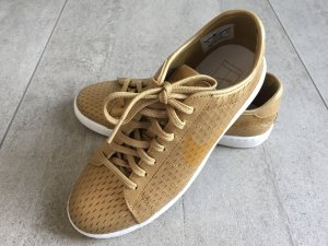 Tolle Nike Sneakers, Gr. 39, gold, neu
