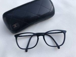Tolle Original Chanel Brille Gestell incl. Rechnung Schwarz Luxus Blogger