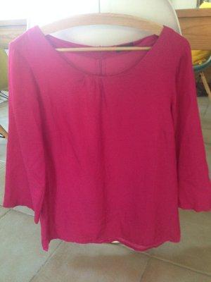 Tolle pinke Bluse / Tunika von s'oliver Gr. 38