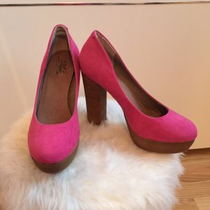 Tolle Pinke High Heels