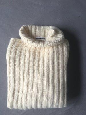 Tolle Pullover von Jilsander Gr. 40 Kaschmir ( Creme )