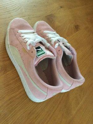 Tolle Puma-Sneaker, rosa, Gr. 37