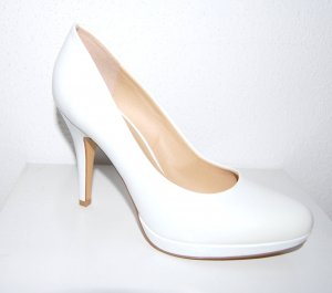 tolle Pumps - High Heels in weiss von Graceland Gr.37