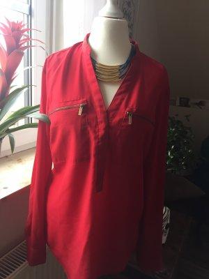 Tolle rote Bluse von Michael Kors