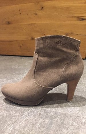Tolle S.Oliver Stiefeletten