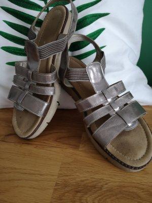 Tolle Sandale von RIEKER NEUWERTIG!!