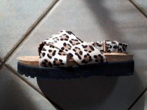 Tolle Sandaletten von Joop im Leoprint, 39,5