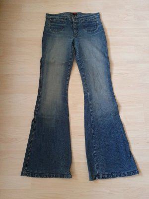 Tally Weijl Denim Flares blue