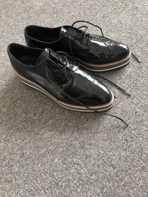 Another A Business Shoes black